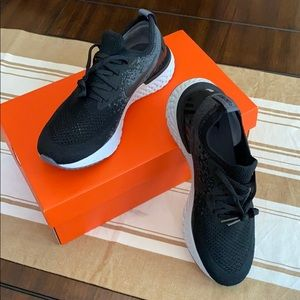 Nike Epic React - Black - Size 8.5